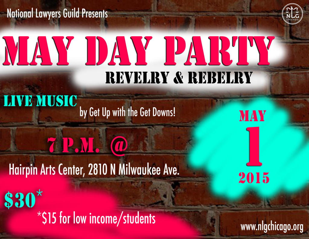 NLG May Day Party