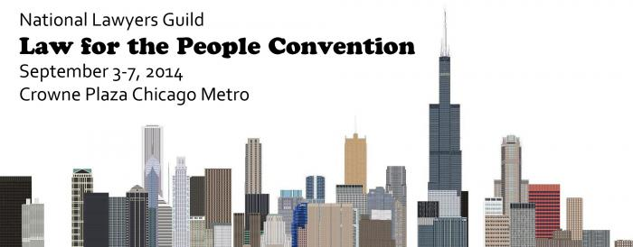2014 NLG National Convention Chicago
